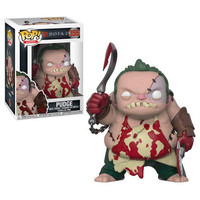 Toys Funko Pop! Games: Dota 2 - Pudge with Cleaver