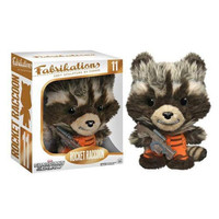 Toys Funko Fabrikations: Guardians of The Galaxy-Rocket Racoon