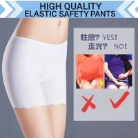 Celana Ketat Daleman Rok / Legging Pendek / Inner Pants 001