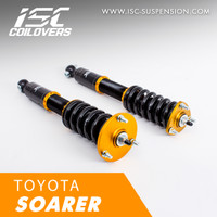 ISC Coilovers - Toyota Soarer (BASIC)