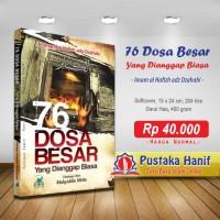 Buku 76 Dosa Besar Yang Dianggap Biasa (Al Kabair Adz Dzahabi)