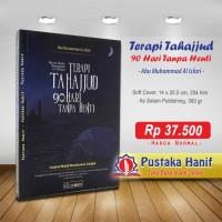 Buku Terapi Tahajjud 90 Hari Tanpa Henti