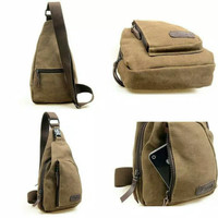 Tas Selempang Pria/Sling Bag shoulder Bag Big Size