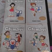 Jual Murah Buku Komik Chimpui Seri 1, 2, 3, 4