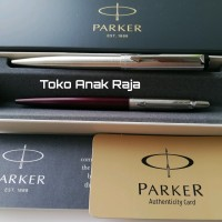 Paket Parker 1 pc Jotter Blackberry CT Bp+1 pc Vector Stainless Bp