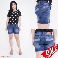 Hotpants Wanita (Biru Jeans) JSK Jeans [Size 27-30]//Hotpants Polos