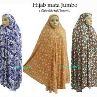 Hijab Mata Jumbo Oleh2 Haji Umroh
