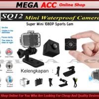 Mini Video Camera Sport SQ12 1080P Waterproof