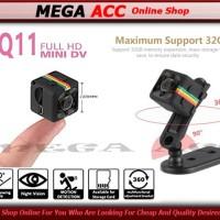 SQ11 Mini Camera 1080P HD DVR With Night Vision 120 Degree
