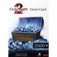 Guild Wars 2 2000 Gems