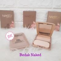 Harga bedak naked4 uv whitening two way cake naked 4 | antitipu.com