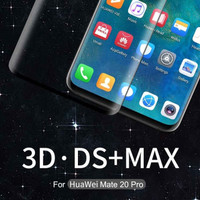 Tempered Glass Huawei Mate 20 Pro Nillkin 3D DS+ MAX - Original