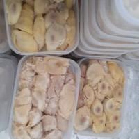 Duren Kupas Medan Murah - Durian Kupas 900gr - Durian Medan