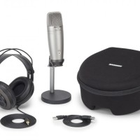 SAMSON C01U Pro Special Edition Podcasting Pack