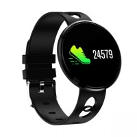 Interpad Bluetooth IP67 Waterproof Smart Watch with Heart Rate Monitor