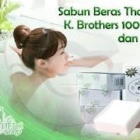 SABUN BERAS SUSU K-BROTHSIS ORIGINAL BPOM