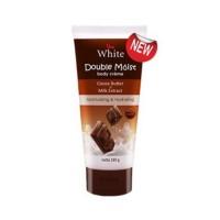 VIVA WHITE DOUBLE MOIST BODY CREME COCOA BUTTER 180 GR