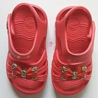 Sendal Anak Perempuan Sandal Karet Wanita Sepatu PreWalker Anak Cewek
