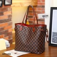 tas wanita LV Louis Vuitton Neverfull tote bag branded elegan kerja