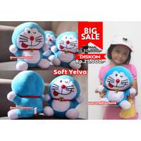 Boneka Doraemon Soft Yelvo