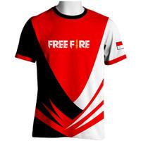 FF-32 Free Fire T-shirt Game
