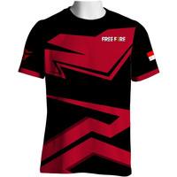 FF-39 Free Fire T-shirt Game