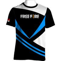 FF-37 Free Fire T-shirt Game