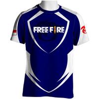 FF-33 Free Fire T-shirt Game