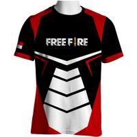 FF-38 Free Fire T-shirt Game