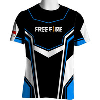 FF-35 Free Fire T-shirt Game