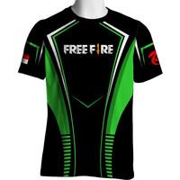 FF-34 Free Fire T-shirt Game