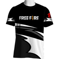 FF-31 Free Fire T-shirt Game