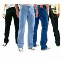 Celana jeans levis big size besar