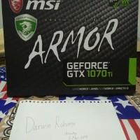 (NEW!) MSI GeForce GTX 1070 Ti 8GB DDR5 - Armor 8G