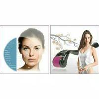 540 Rol Jarum Mikro Derma untuk Terapi Pemulihan Kulit Derma Roller