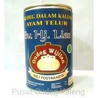 Gudeg Kaleng Ayam Telur Wijilan Bu Lies - 300Gram