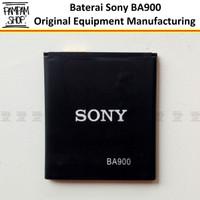 Baterai Sony Xperia E1 TX J M L BA900 BA 900 Original Batre Batrai HP
