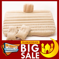 ORIGINAL PUMPZ Kasur Angin Mobil Car Mattress Air Bed - Cream