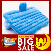 ORIGINAL Kasur Angin Mobil PUMPZ Car Mattress Air Bed - Sky Blue