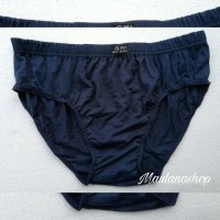 Terlaris 3Pcs Celana Dalam Pria Jumbo Gm 4016 | Cd Jumb | Cd Big Size
