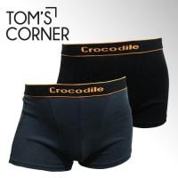 Sangat Murah Boxer Crocodile 555-004 | Boxer Pria | Celana Dalam Pria