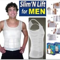 Sangat Murah Slim N Fit Man Slim N Lift Body Shaping For Man Men Badan