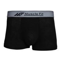 Terpopuler Muscle Fit Celana Dalam Pria Boxer Mfbx-111 Boxer - 3 Pcs -