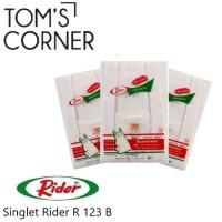 Termurah Singlet Pria Rider | Besar 38, 40, 42 | Kutang | Kemeja |