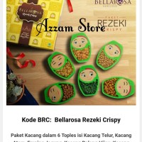 kacang paket bellarosa