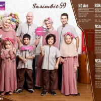 sarimbit nibras 59 dusty pink