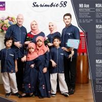 sarimbit 58 navy