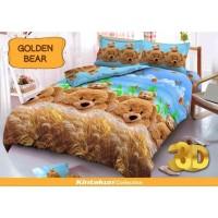 SPREI KINTAKUN DLUXE GOLDEN BEAR No 1 KING 180 SEPRAI ANAK MAMA