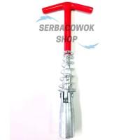 kunci busi gantung fleksibel 16mm,21mm