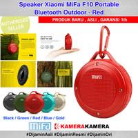 Speaker Xiaomi MiFa F10 Portable Bluetooth Outdoor - Red